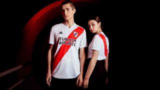Image de l'article River Plate et adidas dévoilent les maillots 2020-2021