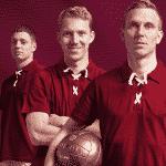 Un maillot rétro en hommage à une legende pour le Sparta Prague