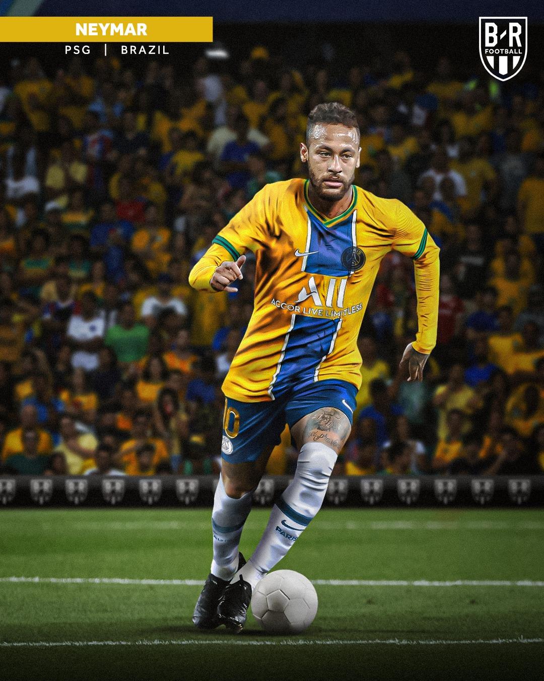 neymar-psg-bresil