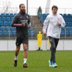 Sergio Ramos joue désormais en adidas Copa!