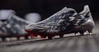 Image de l'article Cuisance, Hakimi et Lucas Moura vont porter des crampons inspirés du faucon pèlerin!