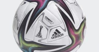Image de l'article adidas dévoile son nouveau ballon Conext 21