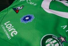 Image de l'article Des maillots de la Ligue 1 aux enchères pour le Bleuet de France