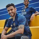 Un quatrième maillot pour Boca Juniors pour fêter les 20 ans de son titre mondial