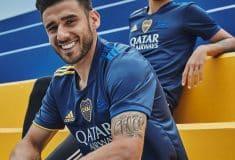 Image de l'article Un quatrième maillot pour Boca Juniors pour fêter les 20 ans de son titre mondial