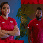 New Balance dévoile les maillots 2021 du Costa Rica