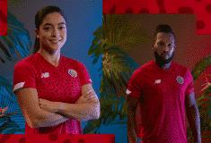 Image de l'article New Balance dévoile les maillots 2021 du Costa Rica