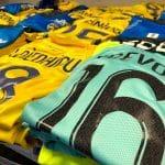À Sochaux, les maillots des joueurs portent les prénoms des abonnés!