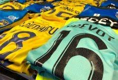 Image de l'article À Sochaux, les maillots des joueurs portent les prénoms des abonnés!