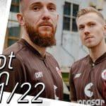 St. Pauli dévoile déjà son maillot 2021-2022, créé en interne.