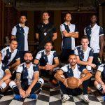 Macron et la Sampdoria dévoilent un maillot spécial pour les 120 ans de l'Andrea Doria