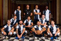 Image de l'article Macron et la Sampdoria dévoilent un maillot spécial pour les 120 ans de l'Andrea Doria