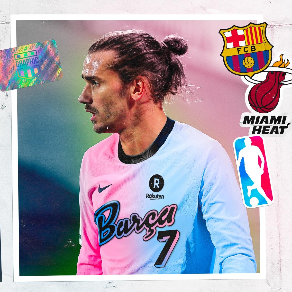 maillot-foot-nba-graphic-untd-fc-barcelone-miami-heat