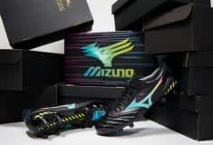 Image de l'article Cyber pack, le nouveau pack de crampons Mizuno Football