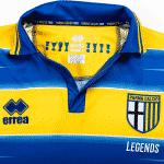 Parme réédite le maillot de la finale de l'UEFA 1999 gagnée contre l'OM