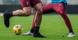 Image de l'article Zlatan Ibrahimovic porte des crampons Diadora et pourrait devenir l'ambassadeur de la marque !