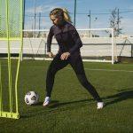 Cristiano Ronaldo et Ada Hegerberg, les visages de la nouvelle Nike Mercurial