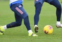 Image de l'article Après Nike et adidas, Alexandre Lacazette chausse les crampons Puma!