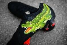Image de l'article Un crocodile sur les crampons de Marcelo Brozovic!