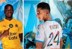 Image de l'article Un flocage spécial sur le maillot de l'OM contre le PSG