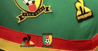 Image de l'article Le Cameroun dévoile son nouveau maillot 2021 avec Le Coq Sportif