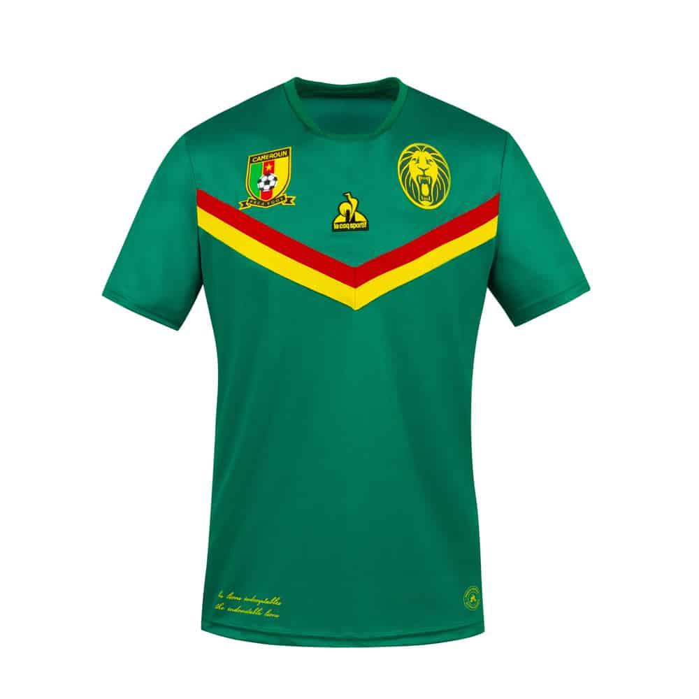maillot-cameroun-ghan-2020-le-coq-sportif