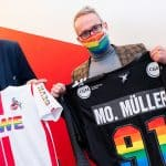 Le FC Cologne dévoile un maillot pour promouvoir la diversité