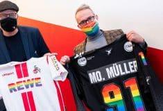 Image de l'article Le FC Cologne dévoile un maillot pour promouvoir la diversité