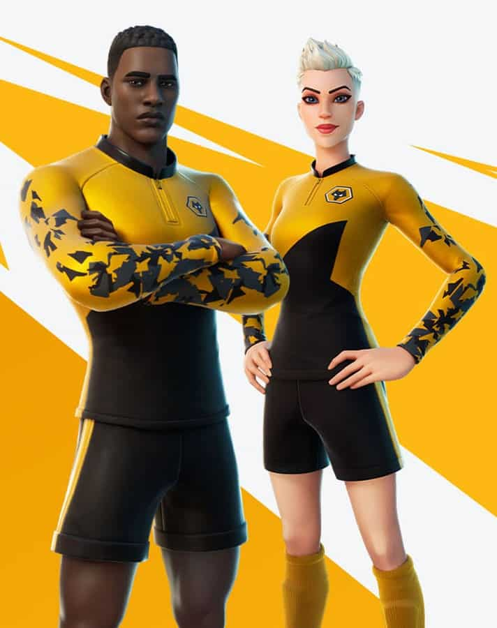 maillot-foot-fortnite-wolverhampton
