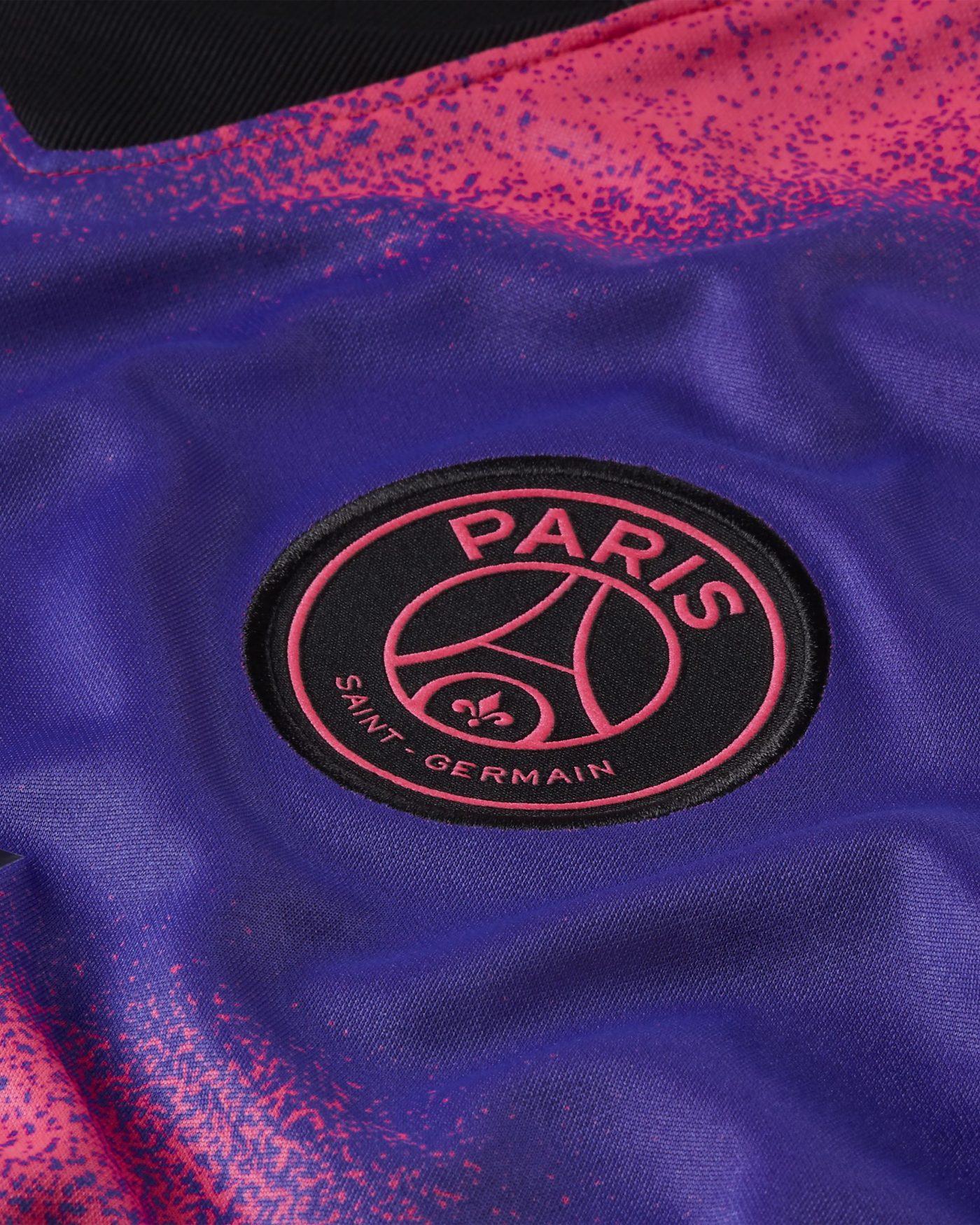 maillot-psg-fourth-2020-2021-nike-logo