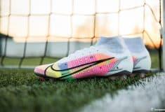 Image de l'article Nike Mercurial Vapor 14 et Superfly 8, les nouveaux crampons de CR7 et Mbappé