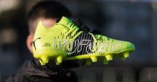 Image de l'article «Chaque détail sur la Future Z vous donne un bénéfice» Florian Nemetz, product manager Puma Football