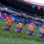 Le PSG dévoile une collection de «toys» en édition limitée avec la marque Bait