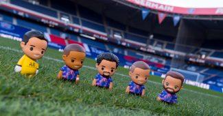 Image de l'article Le PSG dévoile une collection de «toys» en édition limitée avec la marque Bait