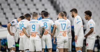 Image de l'article La composition de Marseille – Lyon en crampons