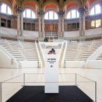 Les crampons du record de Messi exposés dans un musée et vendus aux enchères