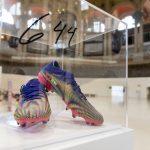 Les crampons du record de Lionel Messi vendus 145 000€