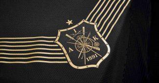 Image de l'article Le club de l'AIK célèbre son 130ème anniversaire avec un maillot spécial