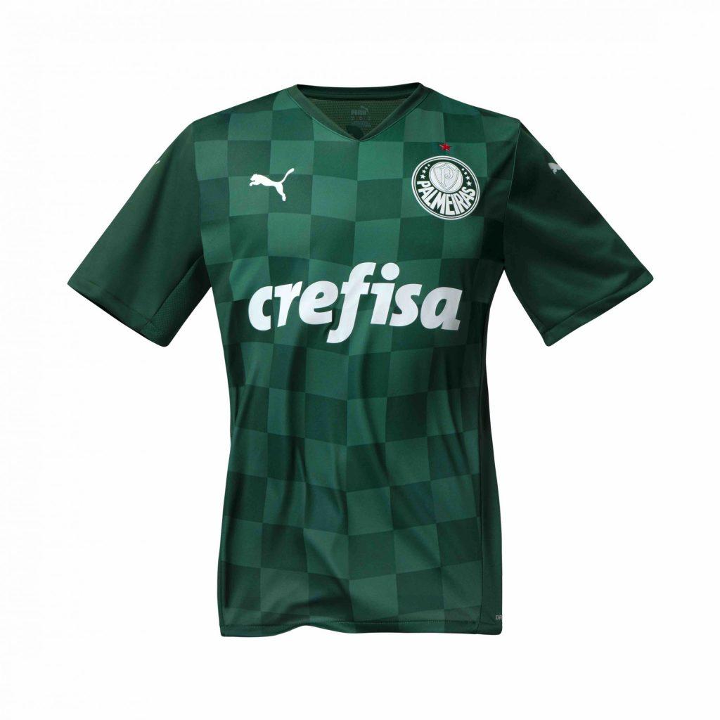maillot-domicile-palmeiras-2021-2022