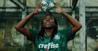 Image de l'article Palmeiras présente ses nouveaux maillots 2021-2022 avec Puma