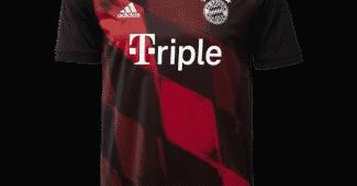 Image de l'article Le Bayern Munich dévoile un maillot spécial pour célébrer son triplé historique