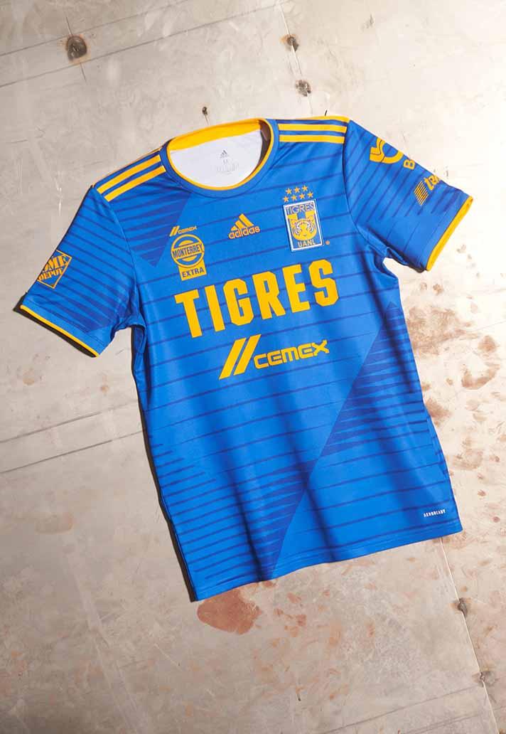 maillot-foot-adidas-tigres-monterrey-2020-21-2
