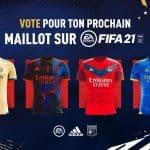 L'Olympique Lyonnais dévoile quatre nouveaux maillots Esport