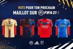 Image de l'article L'Olympique Lyonnais dévoile quatre nouveaux maillots Esport