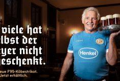 Image de l'article Le Fortuna Düsseldorf dévoile un maillot en hommage aux serveurs des bars