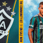 L.A. Galaxy dévoile son nouveau maillot pour 2021-2022 avec adidas