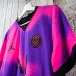 Le PSG portera son nouveau maillot Jordan contre l'OM