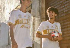Image de l'article Un nouveau maillot third pour les Tigres UANL de Gignac