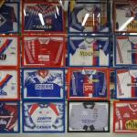 La collection de maillots de Louis Nicollin bientôt exposée au sein d'un musée