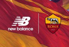 Image de l'article New Balance devient le nouvel équipementier officiel de l'AS Rome !